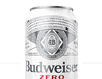 Budweiser Zero / Don't Drink & Buy / Social