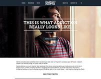 HardestHitVa.com - Responsive Website