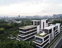 Residental Apartments.