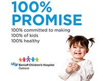 Children's Hospital Oakland Annual Report 2013