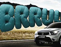 Print y Site / SsangYong