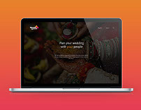 Web Design : Shaadi Waadi - Wedding Organiser