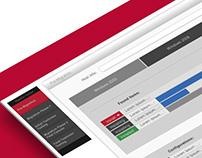 Rackware Migration Software UI