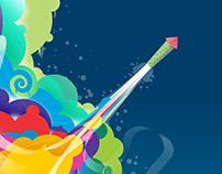 Rocket Paint