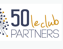 Communication lancement 50 Partners le Club