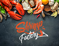 Shrimp Factory Logo