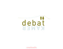 Debatkamer branding
