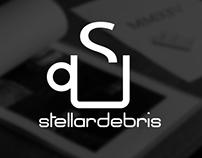 Stellar Debris logotype