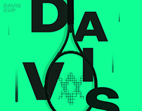 Davis Cup - Broadcast Graphics