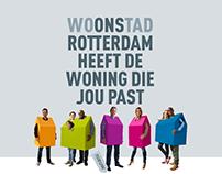Woonstad Rotterdam - Koop/huur campagne