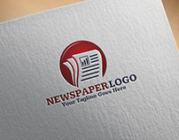 Newspaper | Logo template
