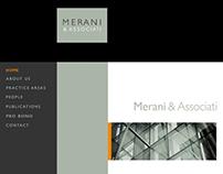 Merani & Associati / Law Firm