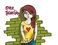 Self cartoon-ification :D
