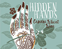 Hidden Hands Cascara Wheat Wine