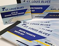 2015-16 St. Louis Blues Season Tickets