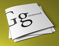 Type Specimen Book: Garamond