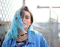 Blue Demin