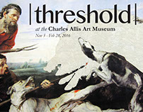 Threshold Exhibition Brochure