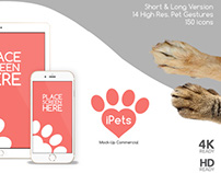 i-Pets Mock App Commercial