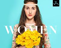 Women Web Banners - Jensonart