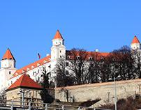Bratislava photo book of Slovakia
