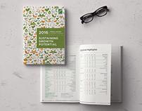 London Sumatra Annual Report 2016