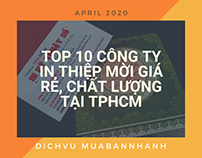 Top 10 cong ty in thiep moi TPHCM VietNamPronting.com