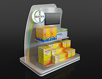 Bayer Counter Display