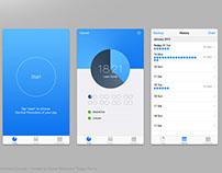 Pomodoro Counter iOS App