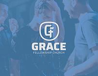 Grace Fellowship Church Brand Identity