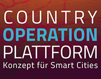 Smart City Plattform :: App :: Produktidee