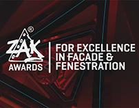 Zak Awards - Watchout Projection