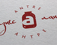 "Business Lunches design for ""Antresol"" restaraunt."