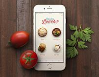 Happy Kitchen Food Delivery App