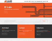 El Lujo // Custom Wordpress
