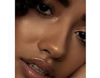 Beauty Close up Retouch