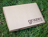'Graze Box' Product Photographs