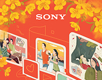 Sony Calendar 2018