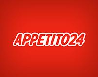 Appetito24 - RRSS