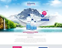 Atlantis Su / Atlantis Pure Water