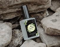 Free Cosmetics Bottle Mockup