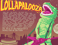 Lollapalooza poster contest