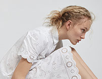 Flower power embroidery. SS17 - for Oysho