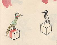Mail signature BIRDIES