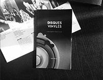 DISQUES VINYLES - Mémoire professionnel