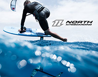 North Kiteboarding FOIL