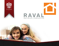 Raval - Construction Website
