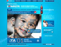 Pepsi Operação Sorriso