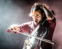 Lakelive festival - 2cellos
