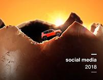 Social Media Posts/Ads 2018